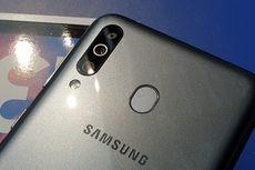 Poster Amazon Ungkap Tanggal Kehadiran Samsung Galaxy M30s