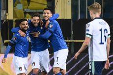 Hasil Kualifikasi Piala Dunia, Berardi Bersinar bagi Azzurri