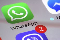 WhatsApp di BlackBerry Lawas Tak Jadi Mati Bulan Ini