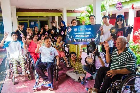 PUBG Mobile Serahkan Donasi Rp 100 Juta untuk Kaum Difabel