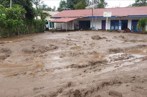 4 Fakta Lahar Dingin Gunung Sinabung, Terjang 3 Desa hingga Warga Sempat Terseret