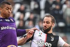 Juventus Vs Fiorentina, Wasit Dianggap Tak Becus Pimpin Pertandingan