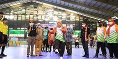Lewat Kompetisi Futsal, Menaker Ida Berharap Pekerja dan Pengusaha Bisa Bangkit Kembali
