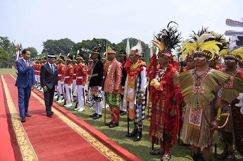 Jokowi dan Raja Malaysia Bahas Kerja Sama Pertamina-Petronas