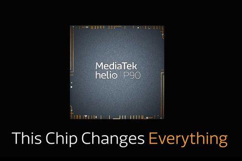 MediaTek Resmikan Chip Helio P90, Punya AI Lebih Mumpuni