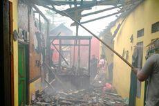 Berawal dari Mati Listrik, MCB Diutak-atik, 5 Rumah di Cianjur Ludes Terbakar