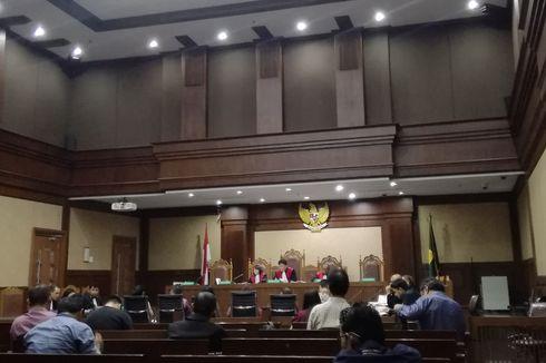 Saksi Mengaku Diperintah Dirut Grand Kartech Urus Tiket Pejabat Krakatau Steel ke Taiwan