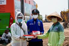 Zipmex dan JXB Beri 3.320 Paket Makanan untuk Petugas di 7 TPU Khusus Covid-19 di Jakarta