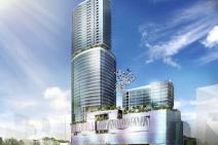 Surabaya bakal miliki pencakar langit 50 lantai