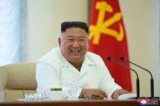 Kim Jong Un Terima Sekeranjang Bunga dari Presiden Joko Widodo