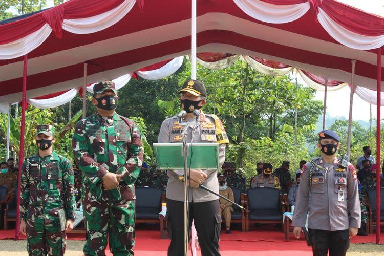 Kapolda Banten Irjen Pol Fiandar