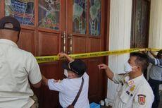 Langgar Aturan PPKM, 2 Kafe di Kota Lama Semarang Dipasang Stiker Penutupan Sementara
