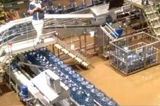 Pabrik Aqua di Sukabumi Tutup karena Terendam Banjir, Manajemen Jamin Pasokan Aman