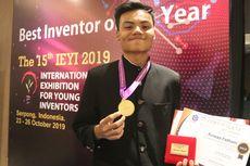 3 Kelompok Pelajar Indonesia Raih Medali Emas di IEYI 2019