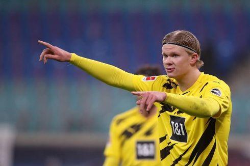 Erling Haaland Bisa Bertahan Lama di Dortmund, asalkan...