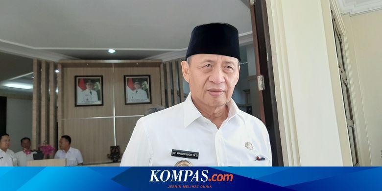 Gubernur Banten: PSBB Tahap Ketiga Ini Awal Sebelu