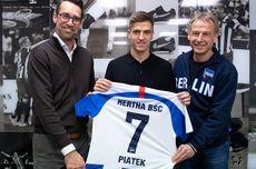 Gabung Hertha Berlin, Piatek Enggan Dibandingkan dengan Lewandowski