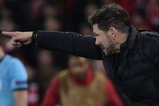 Liverpool Tersingkir, Simeone: Laga Ini Jadi Sejarah bagi Kami karena Lawan Tim Tangguh