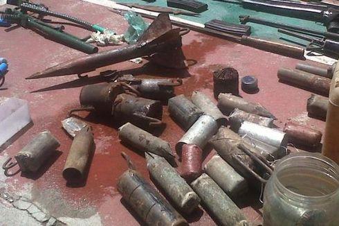 Polisi Bahrain Sita Berbagai Bom Rakitan