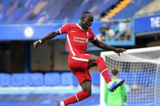 Sheffield Vs Liverpool, Sadio Mane Menuju Laga Ke-150 bersama The Reds