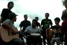 Peringati Hari Musik Nasional, Musisi Parepare Nyanyikan