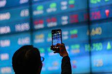 Investor Asing Masuk, IHSG Akhir Pekan Ditutup Naik 0,32 Persen