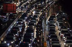 Arus Kendaraan Pribadi di Jakarta Kini Hampir Sama Dibanding Sebelum Pandemi Covid-19