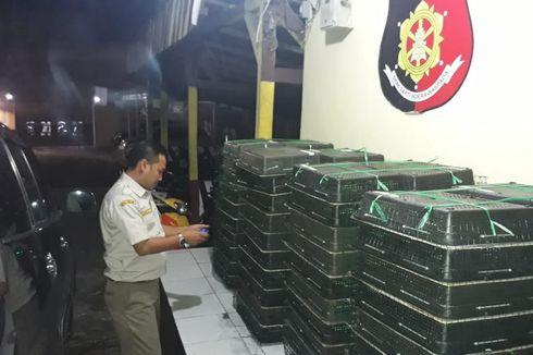 29.000 Ekor Burung Asal Sumatera Diselundupkan ke Jakarta Selama 6 Bulan