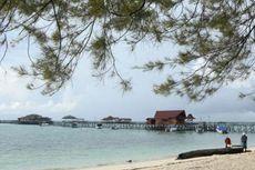 Kepulauan Derawan Andalan Pariwisata Kaltim