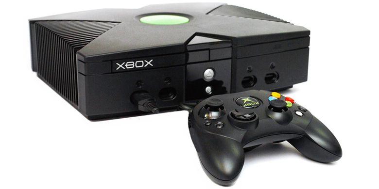 Konsol Xbox buatan Microsoft