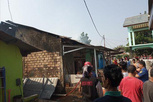 3 Rumah Kebakaran Saat Listrik Mati, Warga Gunakan Air Got untuk Pemadaman