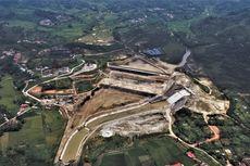 UPDATE: Konstruksi 85,12 Persen, Bendungan Pidekso Rampung 2021