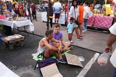 Apa Itu Begpackers? Fenomena Turis Asing Minta Uang Layaknya Pengemis