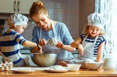 10 Tips Bikin Kue Bareng Anak agar Lebih Menyenangkan Saat PSBB