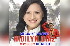 Viral Foto Pejabat Filipina Lebih Besar dari Peraih Emas Olimpiade, Apakah Asli?