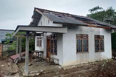 14 Rumah dan 1 Kelenteng di Bangka Rusak Diterjang Puting Beliung