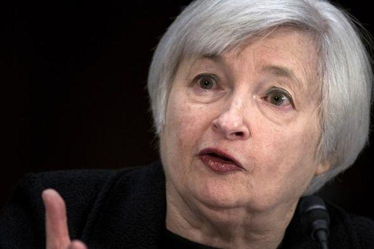 Digadang-gadang Jadi Menkeu AS, Siapa Janet Yellen?