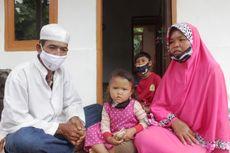 Kisah Buruh Sadap Karet Emun, Belasan Tahun Tinggal di Gubuk Reyot, Akhirnya Dapat Bantuan Rumah Layak Huni