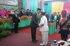 Sarkawi Resmi Gantikan Ahmadi sebagai Bupati Bener Meriah