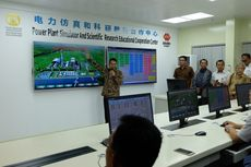 Kerja Sama UI dan China: Simulator PLTU Pertama Perguruan Tinggi