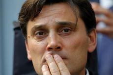 Montella Dedikasikan Kemenangan AC Milan untuk Berlusconi