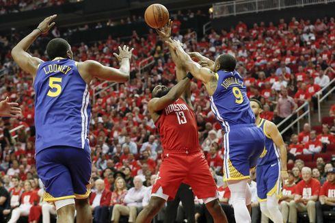 Imbas Kicauan Petinggi Rockets, Beberapa Acara NBA di China Dibatalkan