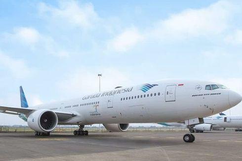 Trafik Penerbangan Turun, Garuda Tawarkan Karyawannya Pensiun Dini