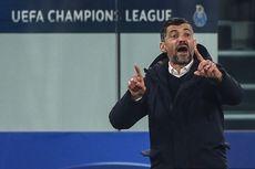 Singkirkan Juventus, Pelatih Porto Dicuekin Saat Konferensi Pers