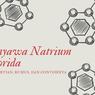 Senyawa Natrium Klorida: Pengertian, Rumus, dan Contohnya