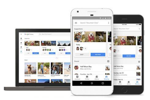 Koneksi Lemot, Google Photos Tetap Bisa Unggah Video