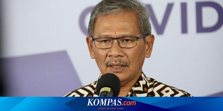 Data 28 Mei, Delapan Provinsi Catatkan 0 Kasus Bar
