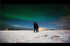 Raffi dan Nagita Lihat Aurora, Bagaimana Sih Cahaya Utara Ini Tercipta?