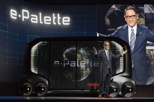 Pernyataan Akio Toyoda Soal Pergeseran Value Toyota