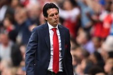Arsenal Vs Crystal Palace, Emery Sebut Finis di 4 Besar Makin Sulit